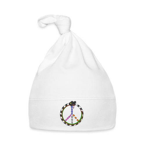 Bill Snakespeare Peace and Love - Baby Cap