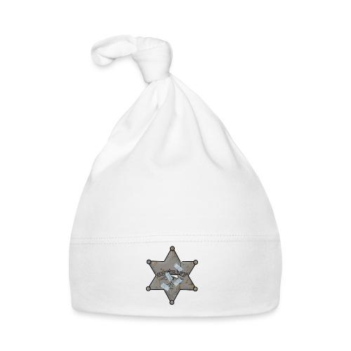 Rusty Sheriff's Badge - Baby Cap
