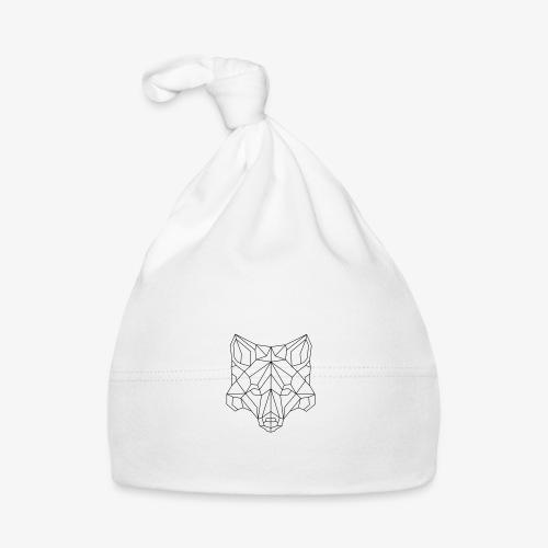 Fuchs geometrisch - Baby Mütze
