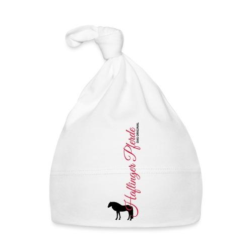 Haflinger Pferde - Baby Mütze
