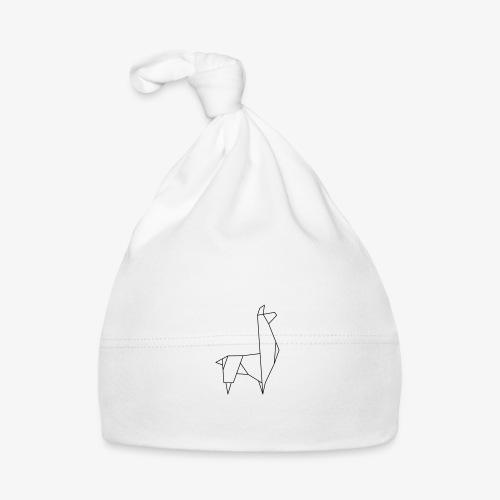 Lama Alpaka - Baby Mütze