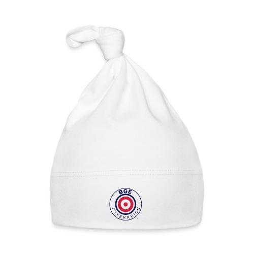 BGE in Österreich mit Fahne - Baby Mütze