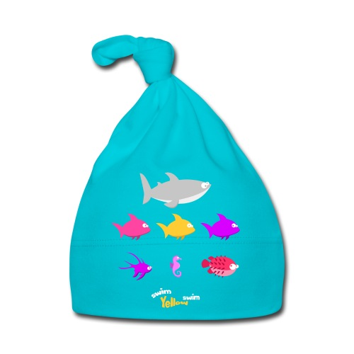 Swim! Yellow! Swim! - Muts voor baby's