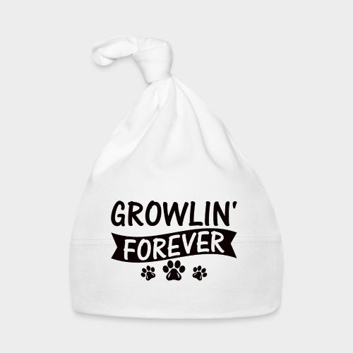 GROWLIN' FOREVER - Hundeliebhaber -Hundeliebe - Baby Mütze