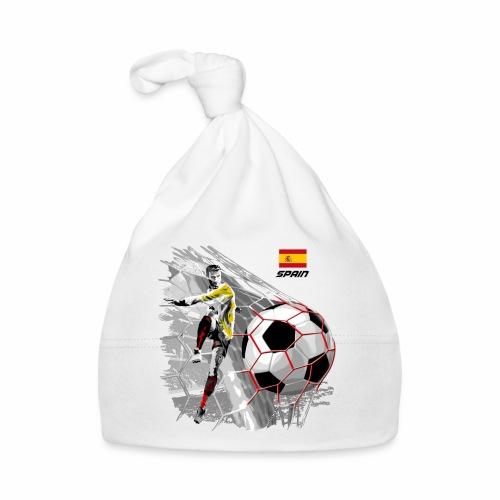 FP22F 02 SPAIN FOOTBALL - Vauvan myssy