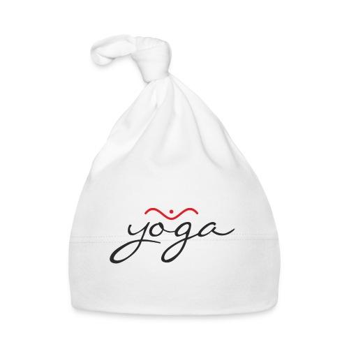 Yoga Balancing Typography And Emblem 1 - Baby Mütze