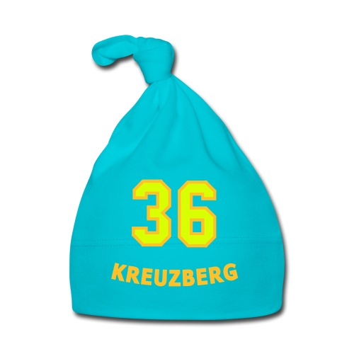 KREUZBERG 36 - Baby Mütze