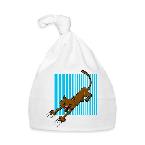 Chat griffes - Bonnet Bébé