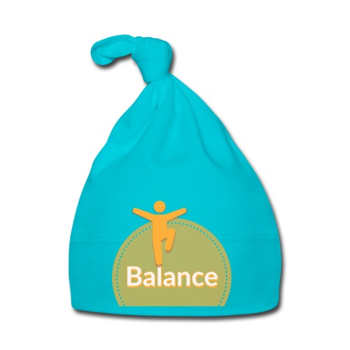 Balance yellow - Baby Cap