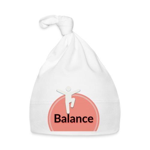 Balance pink black - Baby Cap