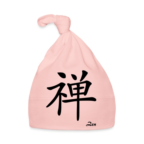 signe chinois zen - Bonnet Bébé