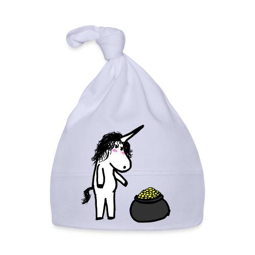 Oro unicorno - Cappellino neonato