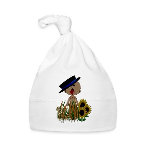 HERZELEID = HERZ_BLUTEN = HERZWEH - Baby Mütze