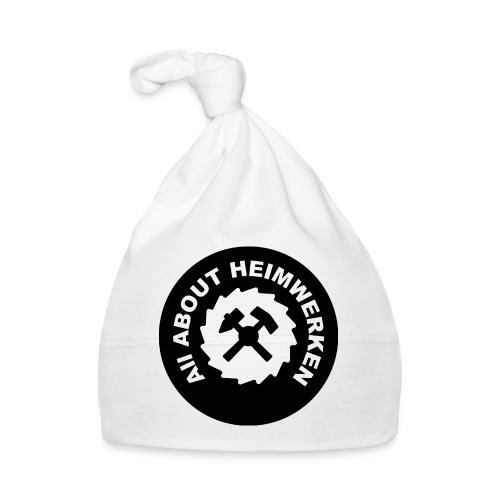 ALL ABOUT HEIMWERKEN - LOGO - Baby Mütze
