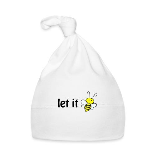 let it bee - Baby Mütze