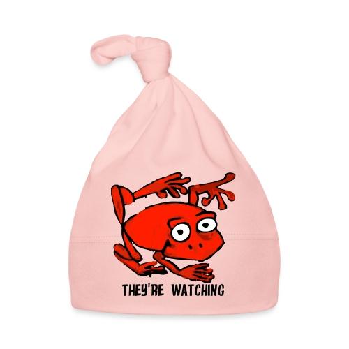 red frog - Cappellino neonato