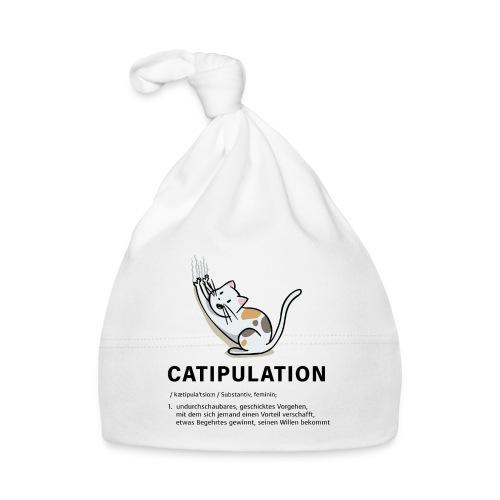 Catipulation Katipulation Maipulation Katze - Baby Mütze