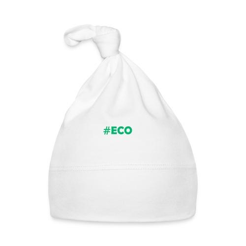 #ECO Blue-Green - Baby Mütze