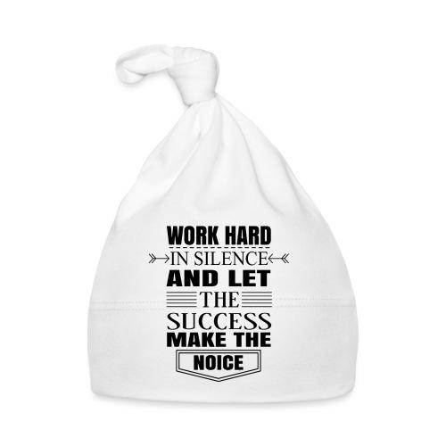 Work hard - Vauvan myssy