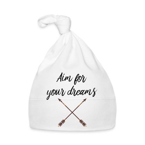 Aim for your Dreams - Vauvan myssy