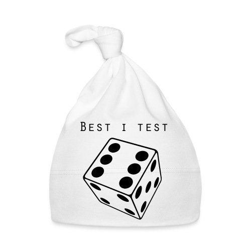 Best i test - Babys lue
