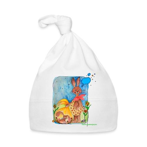 Hasengeburt - Baby Mütze