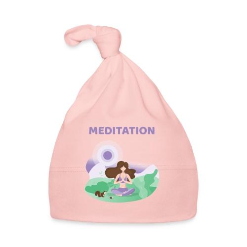 Yoga Meditation - Cappellino neonato