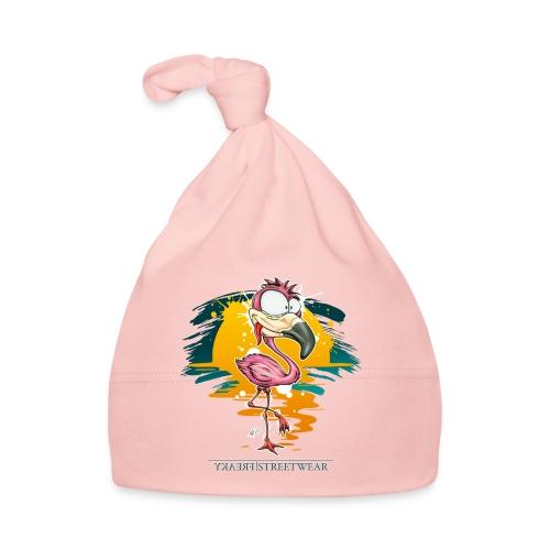 Flamingo Weirdo - Baby Mütze