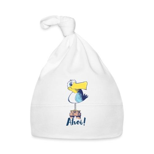 Lustige Ahoi Moewe - Baby Mütze
