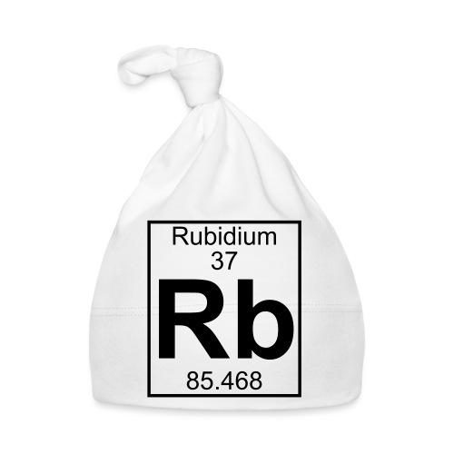 Rubidium (Rb) (element 37) - Baby Cap