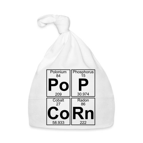 Po-P-Co-Rn (popcorn) - Full - Baby Cap