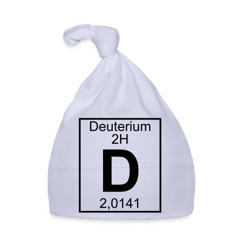 D (Deuterium) - Element 2H - pfll - Baby Cap