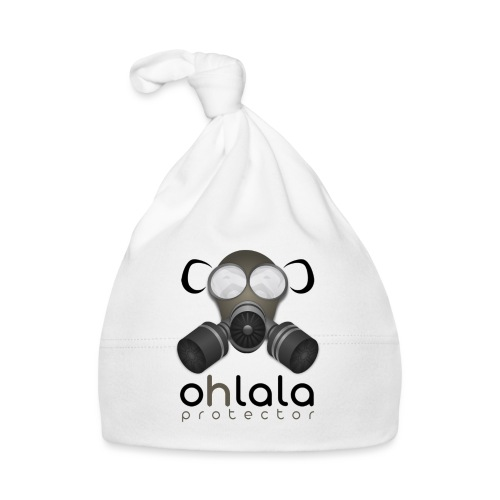 OHLALA PROTECTOR BLK - Bonnet Bébé
