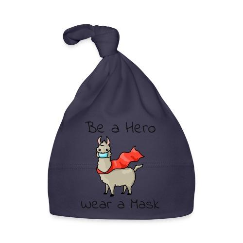 Sei ein Held, trag eine Maske! - Baby Mütze