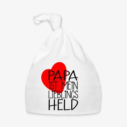 Papa Lieblings Held Geschenk - Baby Mütze
