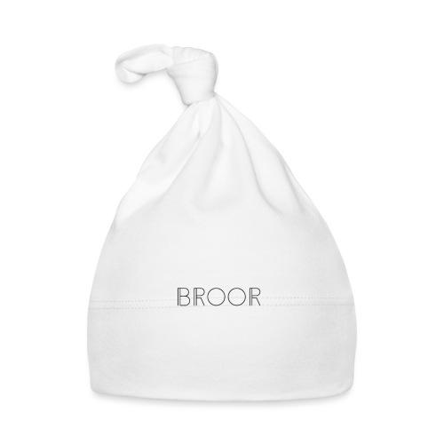 BROOR logo 1 - Muts voor baby's