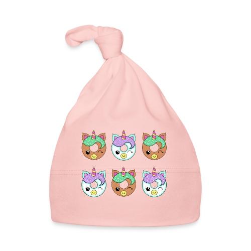 Unicorn Donut - Cappellino neonato