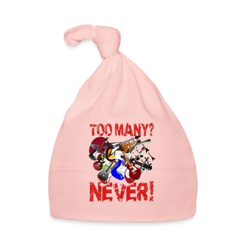 Too Many Guitars? Never! - Baby Cap