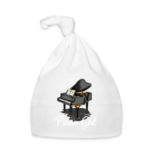Piano Girl - Klavier - Baby Mütze