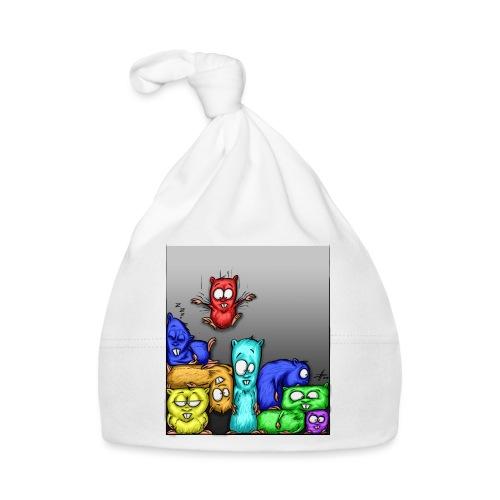 hamstris_farbe - Baby Mütze
