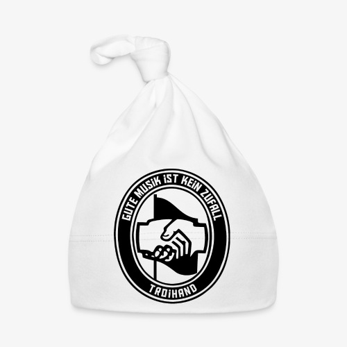 Logo Troihand transparent - Baby Mütze