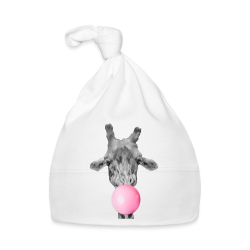 Giraffe bubblegum - Baby Cap