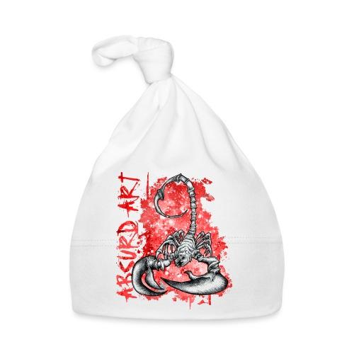 Knochentierchen Skorpion - Baby Mütze