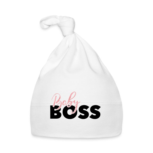 Baby Boss schwarz rosa
