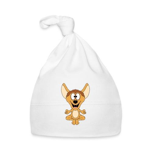 Lustige Hyäne - Yoga - Chillen - Relaxen - Fun - Baby Mütze