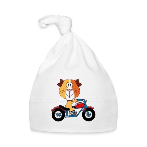 MEERSCHWEINCHEN - MOTORRAD - BIKER - MOTORSPORT - Baby Mütze