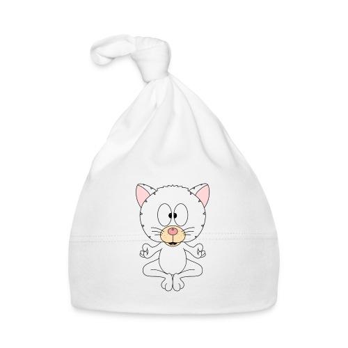 KATZE - YOGA - PILATES - TIER - KIND - BABY - FUN - Baby Mütze