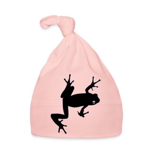 Frosch - Baby Mütze