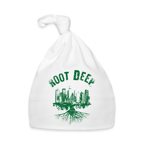 Root deep Urban grün - Baby Mütze