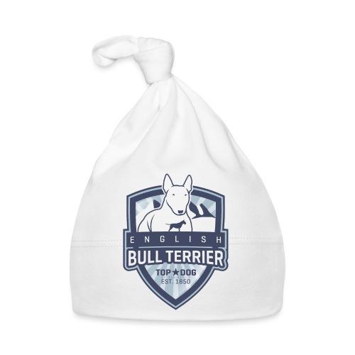 English Bull Terrier Mountains - Baby Mütze